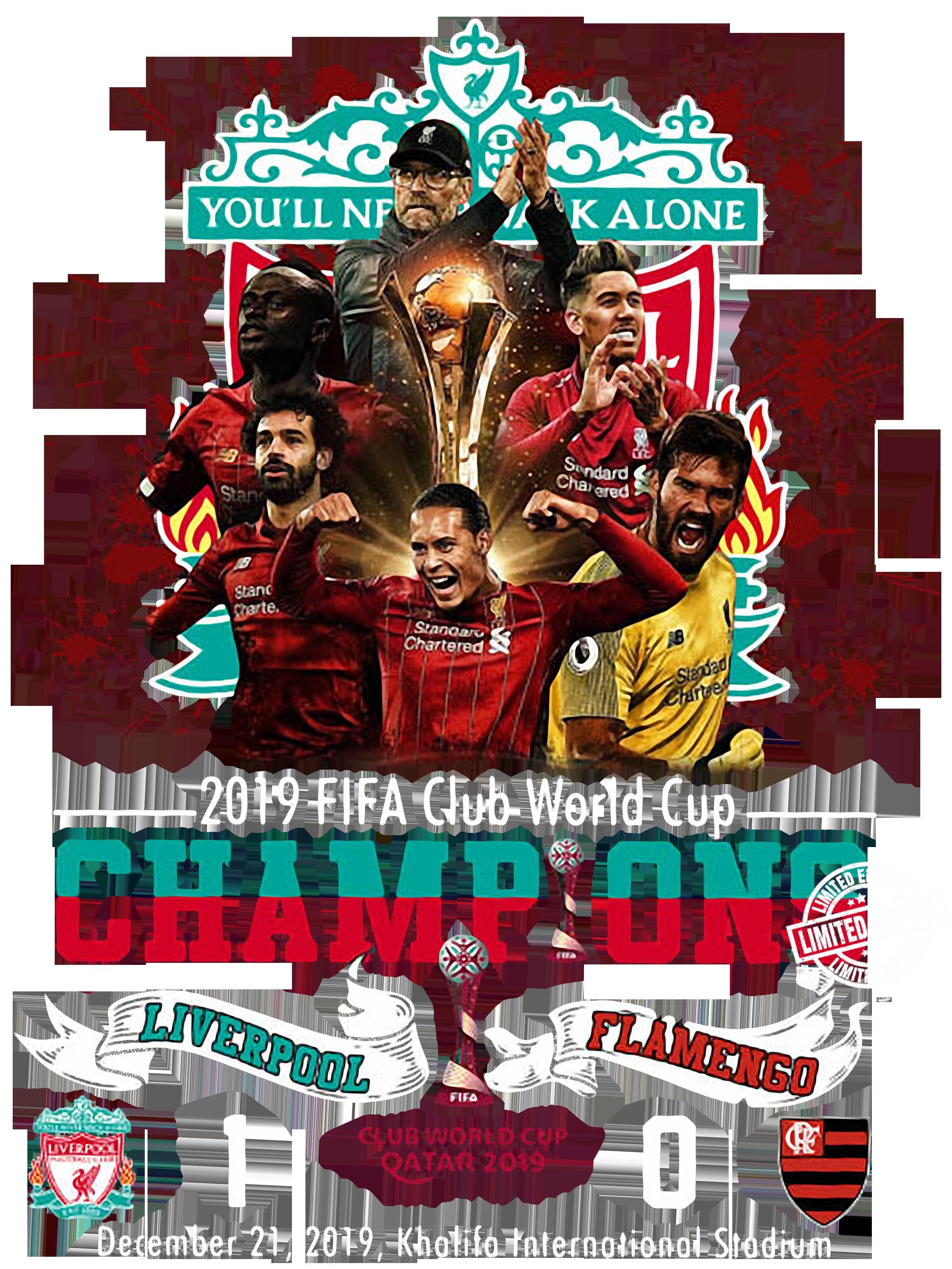 2019 fifa club world cup champions liverpool flamengo